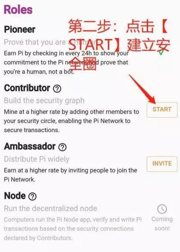 Pi币如何加入安全圈?Pi Network如何组建安全圈【图文教程】
